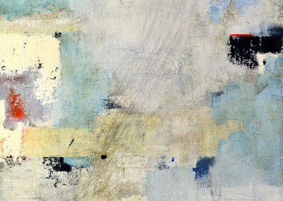 I Want it All by Julie Weaverling. 40x30. mixed media. Sold.