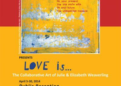 The Collaborative Art of Julie and Elizabeth Weaverling