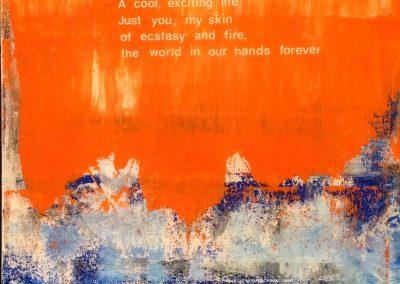 Just You, by Julie Weaverling, with poetry by Elizabeth Weaverling