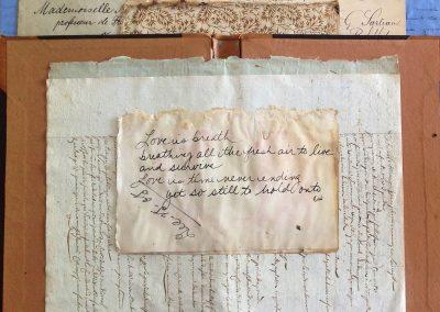 Love is Breath, by Julie Weaverling, with poetry by Elizabeth Weaverling