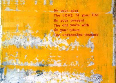 Treasure, by Julie Weaverling, with poetry by Elizabth Weaverling